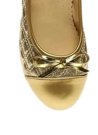 Barbie Ayakkabı Altın